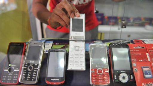 La mayoría de los teléfonos inteligentes de presupuesto bajo funcionan con el sistema operativo Android.
