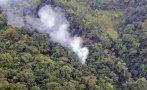 Colombia: Mueren 15 policías en accidente de helicóptero