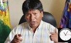 Bolivia: Gobernador regala relojes a empleados impuntuales