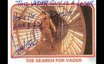 Los hilarantes autógrafos de 'Luke Skywalker' [FOTOS]