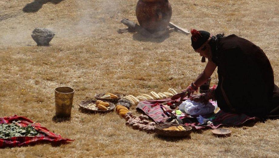 La Pachamama recibió ofrendas con el Wata Qallariy [FOTOS]