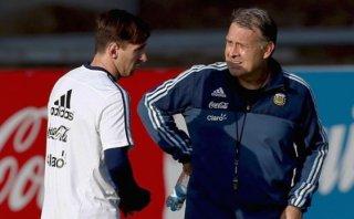 """""""Si fuese Lionel Messi ya habría dejado de jugar con Argentina"""""""