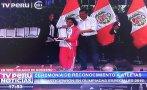 Olimpiadas Especiales: atletas fueron premiados en Palacio