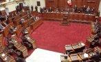 Congreso: presidencia de comisiones se decidirá el jueves