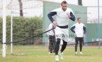 Alianza Lima: Mauro Guevgeozián ya entrena con el equipo
