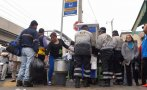 La Victoria: desalojan ambulantes de paradero del Metropolitano
