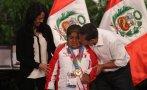El reconocimiento de atletas de Olimpiadas Especiales en fotos