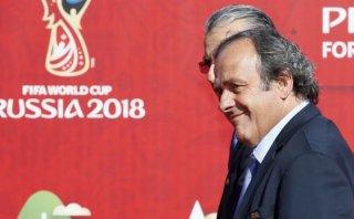 Michel Platini suma votos en Sudamérica para candidatura a FIFA