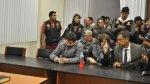 Arequipa: quejarán a abogada por gesto obsceno - Noticias de arequipa