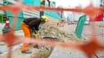 San Isidro: así lucen las obras del estacionamiento subterráneo - Noticias de estacionamientos rivera navarrete