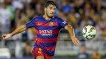 Barcelona vs. Roma: chocan en amistoso por trofeo Joan Gamper - Noticias de luis suarez