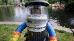 El robot que pedía 'un aventón' podría ser reconstruido - Noticias de philadelphia eagles