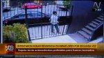 Miraflores: delincuente trató de robar dos veces la misma casa - Noticias de antecedentes penales
