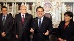 """""""Las puertas del Congreso están abiertas para la concertación"""" - Noticias de mesa directiva del parlamento nacional"""