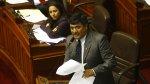 Otra baja en Gana Perú: Wilder Ruiz se marchó a bancada de DyD - Noticias de lima