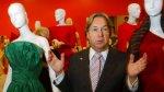 Arnold Scaasi: diseñador de modas muere a los 85 años - Noticias de katharine hepburn