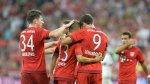 Bayern Múnich venció 3-0 a Milan por el torneo Audi Cup - Noticias de xabi alonso