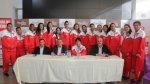 Vóley: Perú debuta este viernes en mundial Sub 18 (FIXTURE) - Noticias de amistoso perú vs corea