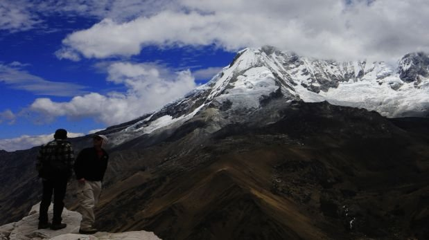 Huascarán: hallan los cuerpos de montañistas ecuatorianos