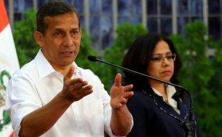 """Humala: """"Clímax del transfuguismo se dio en década fujimorista"""""""