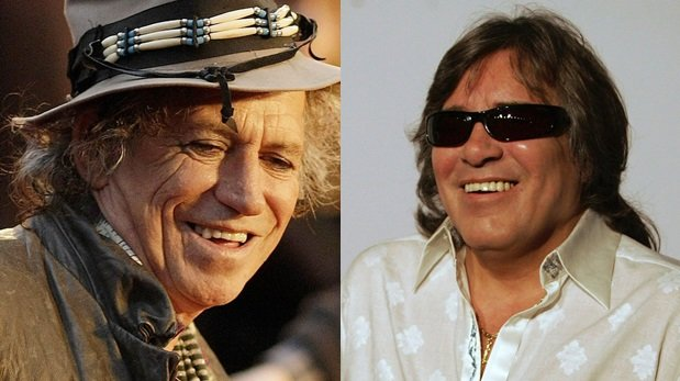 "Keith Richards: ""José Feliciano es mejor guitarrista que yo"""