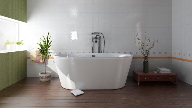 Transforma tu ba o en un relajante spa para disfrutar en for Modelo de banos de casa