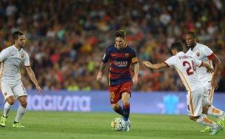 Luis Enrique quedó sorprendido por nivel de Lionel Messi