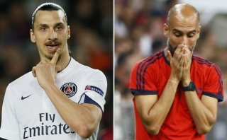 Zlatan contra Guardiola: Lo acusa de temerle a Mourinho