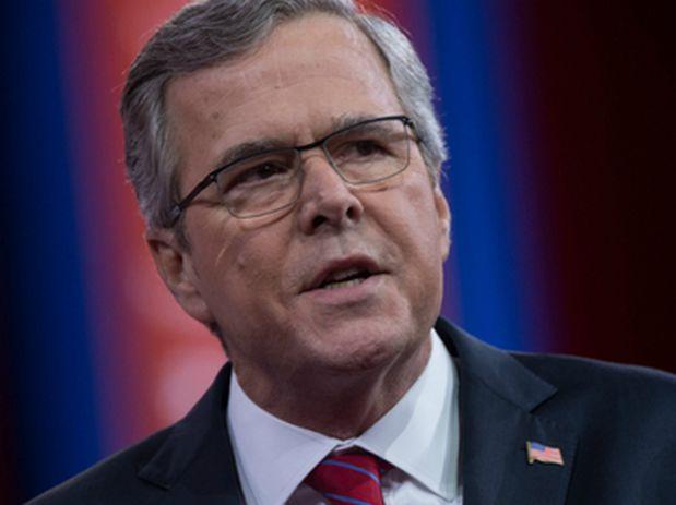 ¿Será el apellido una ventaja o un inconveniente para Jeb Bush? (Foto: AFP)