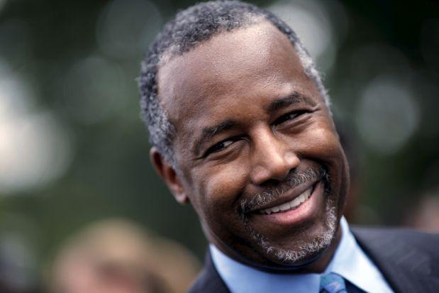 Carson presume de poder ser el candidato menos políticamente correcto