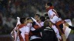 River Plate: así celebraron título en el campo de juego (FOTOS) - Noticias de armando gallardo
