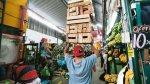 Mercado de frutas: su privatización sigue entrampada - Noticias de la parada
