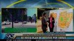 San Isidro: desde el 14 cerrarán Av. Rivera Navarrete por obras - Noticias de estacionamientos rivera navarrete