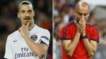 Zlatan contra Guardiola: Lo acusa de temerle a Mourinho - Noticias de zlatan ibrahimovic