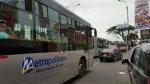 WhatsApp: gran congestión en el Metropolitano de norte a sur - Noticias de fallas en el metropolitano