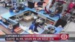 Miraflores: cayó integrante de banda de clonadores de tarjetas - Noticias de clonadores de tarjetas