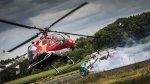 """Felix Baumgartner hace """"drifting"""" con un helicóptero - Noticias de heli"""