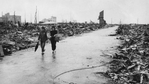 Se calcula que la bomba que cayó en Hiroshima mató a unas 80.000 personas. (Foto: AP)