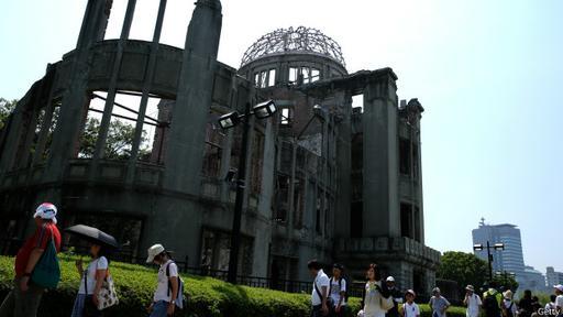 Hiroshima tiene hoy más de un millón de habitantes. (Foto: Getty Images)