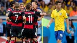 """""""Día del gol de Alemania"""": impulsan polémica ley en Brasil"""
