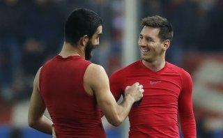 """Arda Turan: """"Messi me dijo que puede darme la número 10"""""""