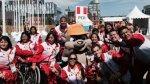 Juegos Parapanamericanos: se izó la bandera peruana en Toronto - Noticias de badmintonista