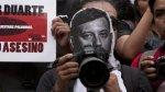Detenido admite participación en asesinato de Rubén Espinosa - Noticias de mustang