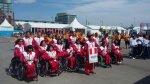 Juegos Parapanamericanos: se izó la bandera peruana en Toronto - Noticias de jimmy zegarra