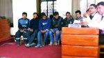 Dictan cuatro años de cárcel para mineros ilegales de Puno - Noticias de carlos mamani