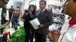 Fiscalía incautó unas 3.000 zapatillas con marcas falsificadas - Noticias de arcangel miguel