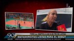 Natalia Málaga aconseja a las chicas que jugarán Mundial Sub 18 - Noticias de mundial de voley tailandia 2013