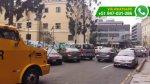WhatsApp: autos usan calle de Miraflores como estacionamiento - Noticias de maria jose fermi