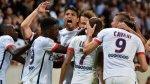 PSG venció agónicamente 1-0 a Lille en debut de Liga francesa - Noticias de edinson cavani