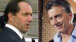 Macri vs. Scioli: del deporte al sueño de presidir Argentina - Noticias de juliana ramos